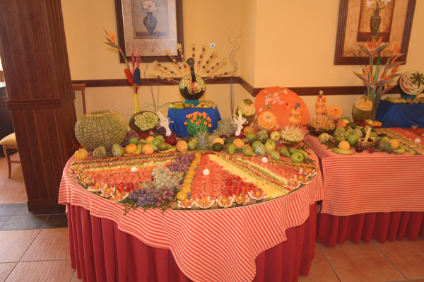 You are browsing images from the article: Buffet de Frutas